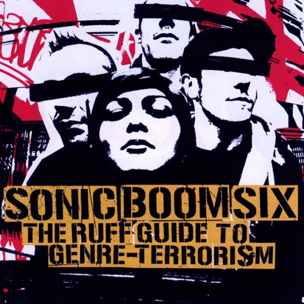 Sonic Boom Six The Ruff Guide to Genre-Terrorism cover art