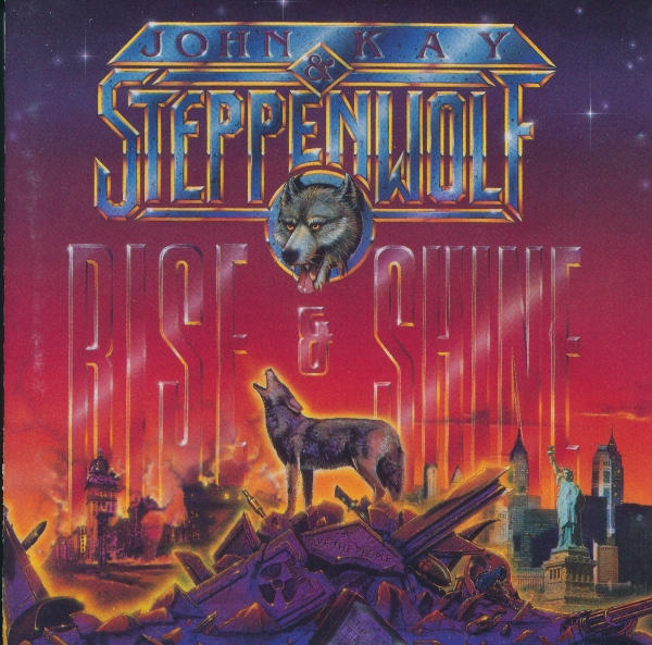 Steppenwolf Rise & Shine cover art
