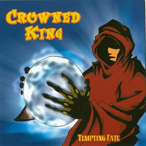 Crowned King Tempting Fate cover art