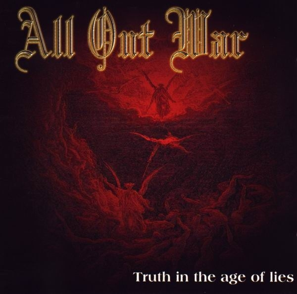 All Out War Truth in the Age of Lies Cover Art