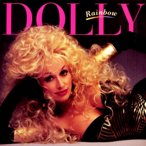 Dolly Parton Rainbow cover art
