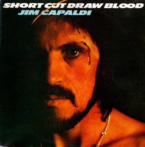 Jim Capaldi Short Cut Draw Blood cover art