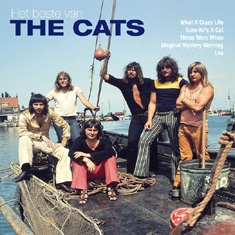 The Cats Cats Cover Art
