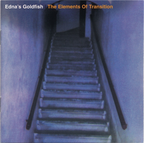 Edna's Goldfish The Elements of Transition Cover Art