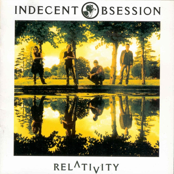 Indecent Obsession Relativity Cover Art