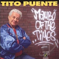 Tito Puente Mambo of the Times cover art
