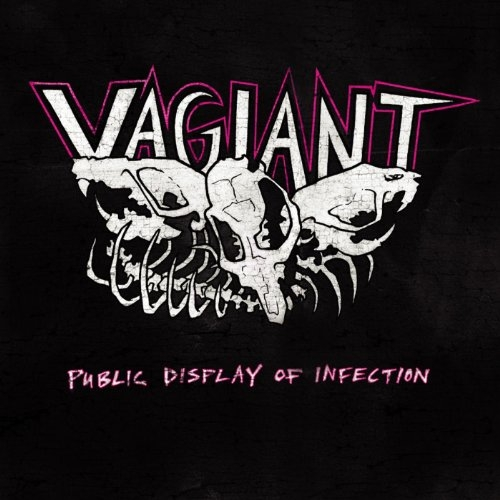 Vagiant Public Display of Infection cover art