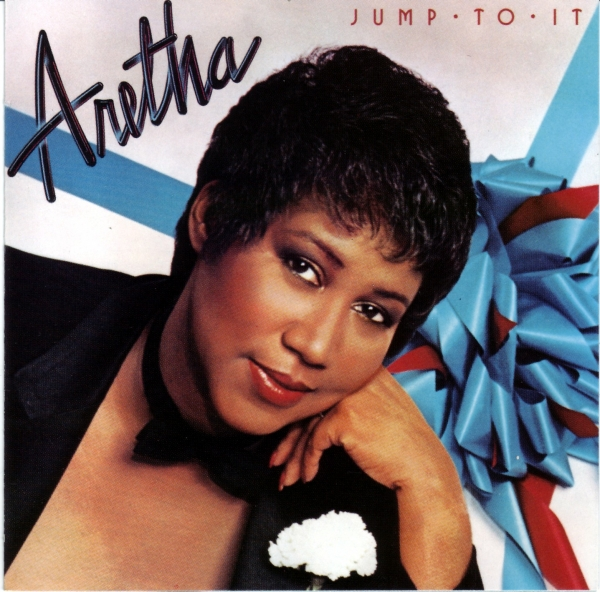 Aretha Franklin Jump to It cover art