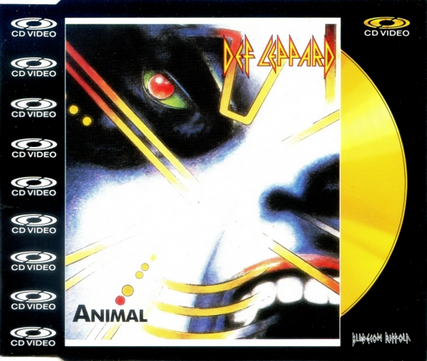 Def Leppard Animal Cover Art