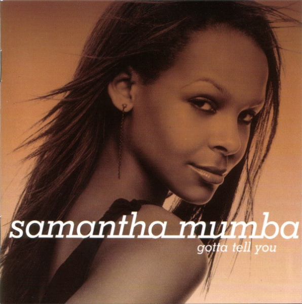 Samantha Mumba Gotta Tell You cover art