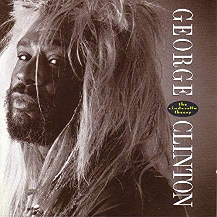 George Clinton The Cinderella Theory cover art