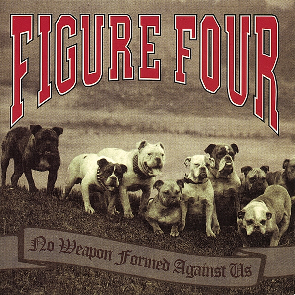 Figure Four No Weapon Formed Against Us cover art