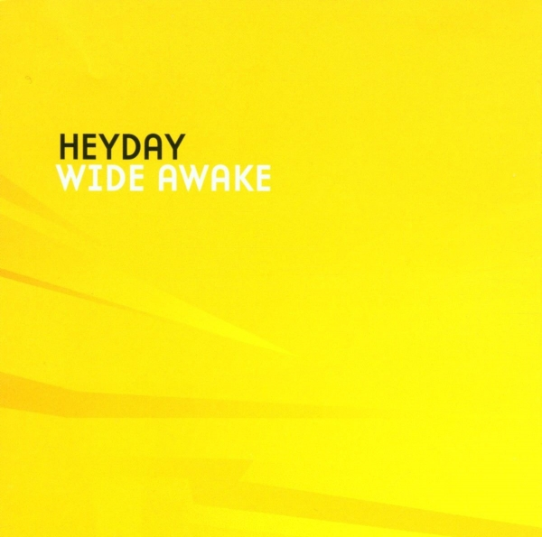 Heyday Wide Awake Cover Art