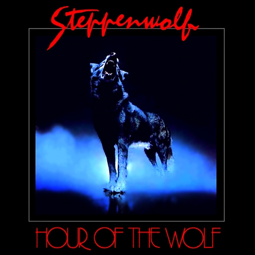 Steppenwolf Hour of the Wolf Cover Art