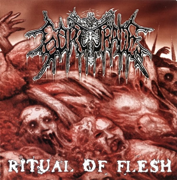 Goretrade Ritual of Flesh Cover Art
