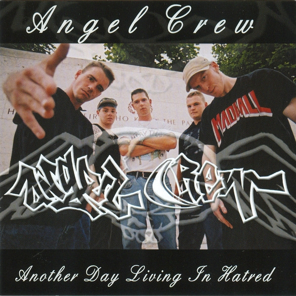 Angel Crew Another Day Living in Hatred cover art