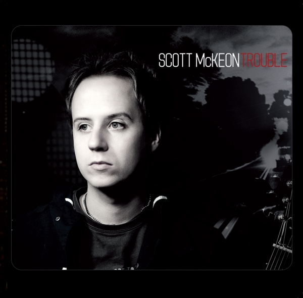 Scott McKeon Trouble Cover Art
