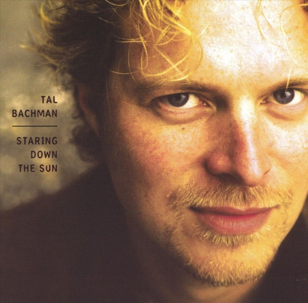 Tal Bachman Staring Down the Sun cover art