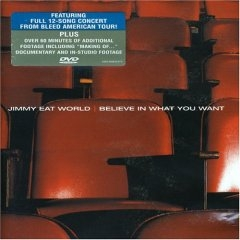 Jimmy Eat World Believe in What You Want Cover Art