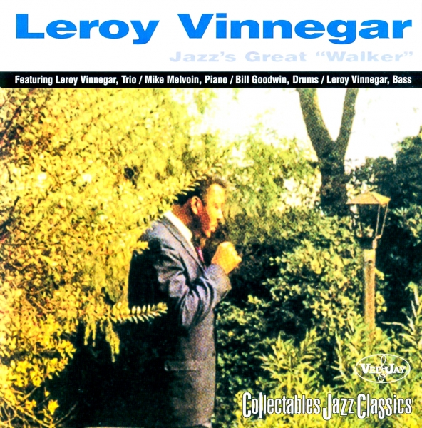 Leroy Vinnegar Jazz's Great \