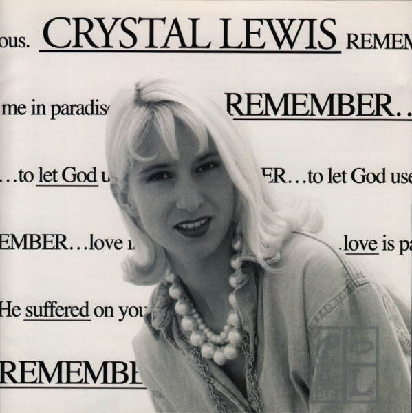 Crystal Lewis Remember Cover Art