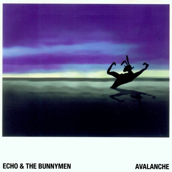 Echo & the Bunnymen Avalanche Cover Art