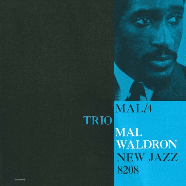 Mal Waldron Mal/4 Trio cover art