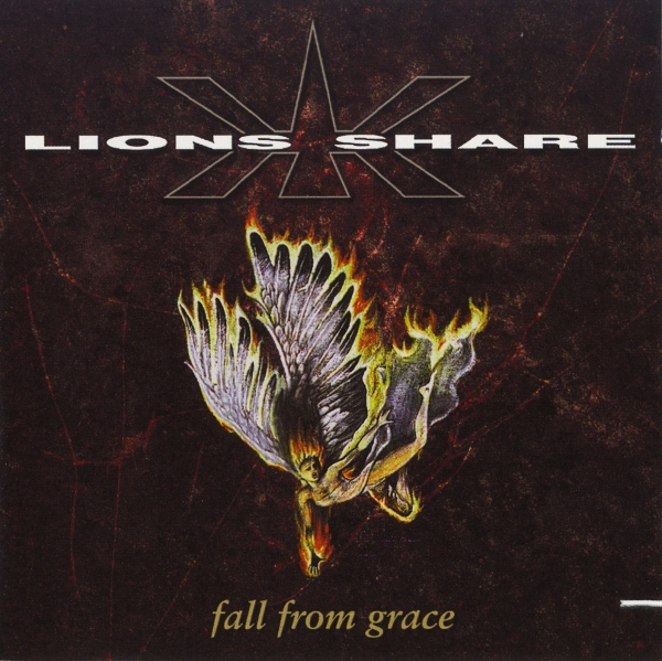 Lion's Share Fall From Grace Cover Art