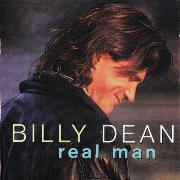 Billy Dean Real Man Cover Art