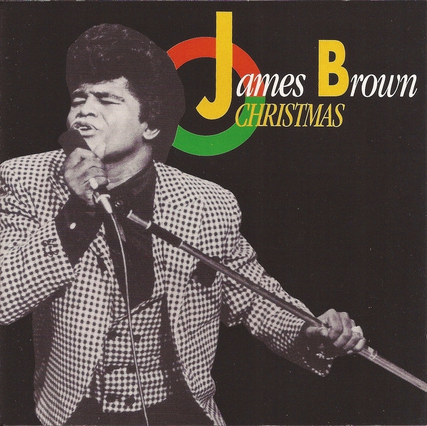 James Brown James Brown Christmas cover art