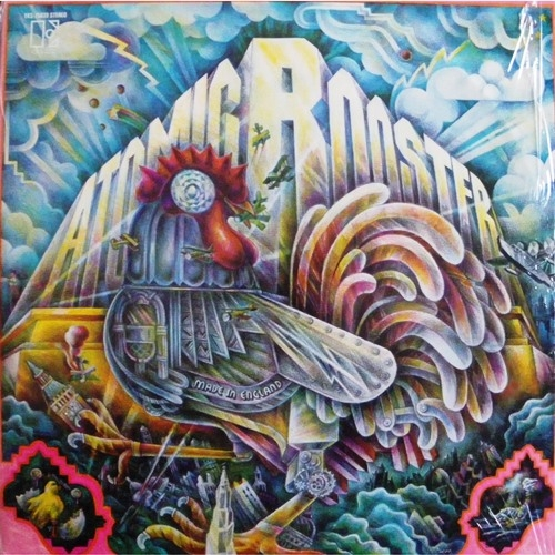 Atomic Rooster Made in England cover art