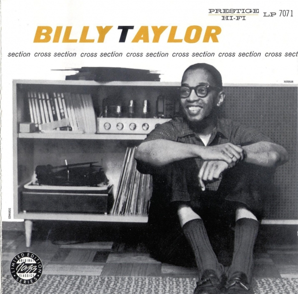 Billy Taylor Cross Section cover art