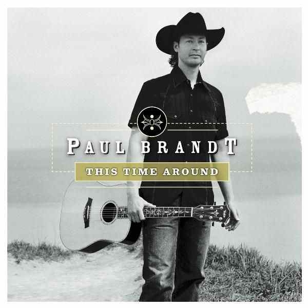 Paul Brandt This Time Around Cover Art