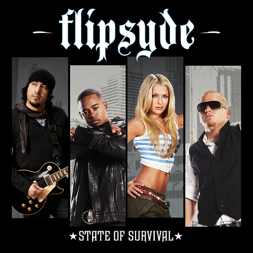Flipsyde State of Survival Cover Art