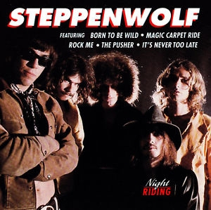 Steppenwolf  cover art