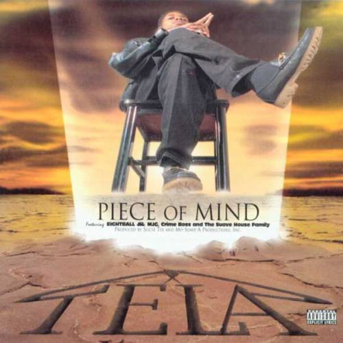 Tela Peace of Mind cover art