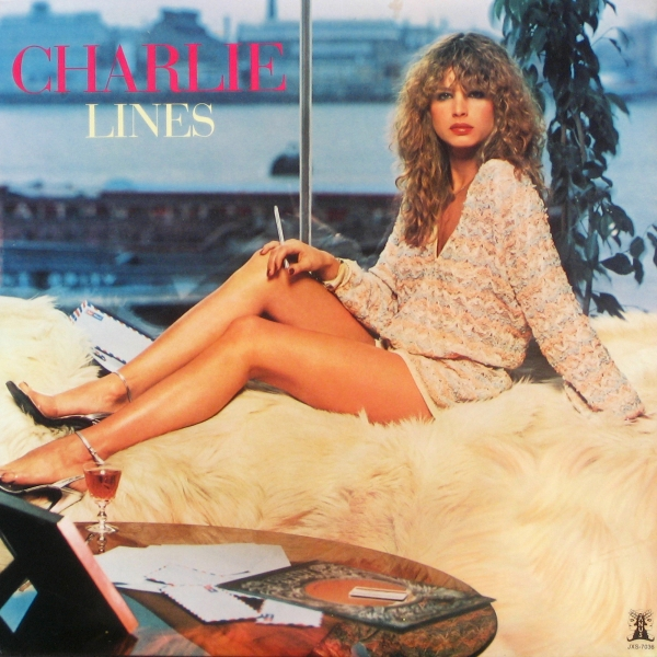 Charlie Lines Cover Art