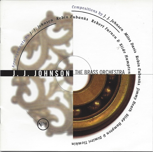 J.J. Johnson The Brass Orchestra Cover Art