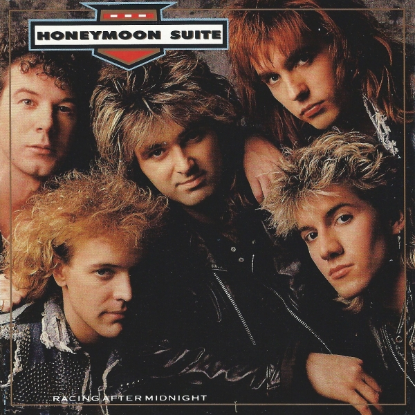 Honeymoon Suite Racing After Midnight Cover Art
