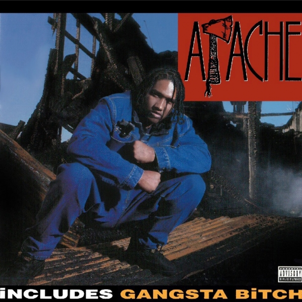 Apache Apache Ain't Shit cover art