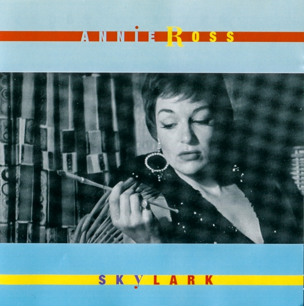Annie Ross Skylark Cover Art