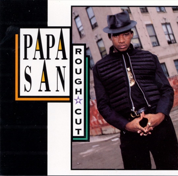 Papa San Rough Cut cover art