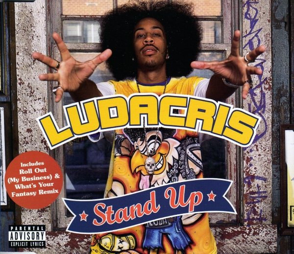 Ludacris Stand Up Cover Art