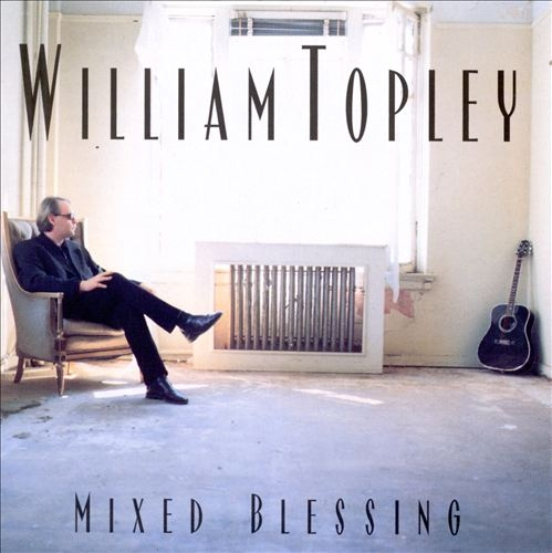 William Topley Mixed Blessings cover art
