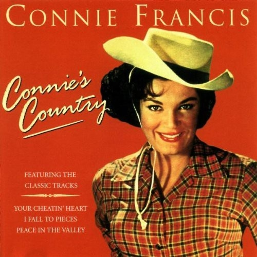 Connie Francis Connie's Country cover art