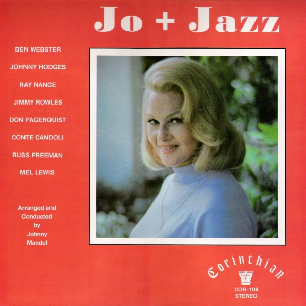 Jo Stafford Jo + Jazz cover art