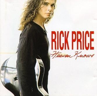 Rick Price Heaven Knows Cover Art