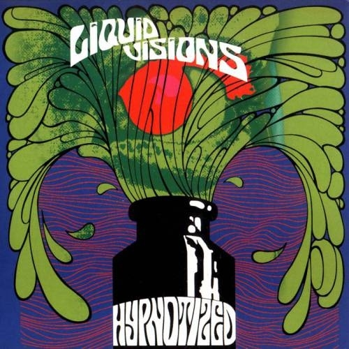 Liquid Visions Hypnotized Cover Art