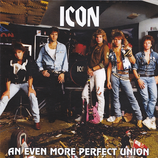 Icon An Even More Perfect Union cover art