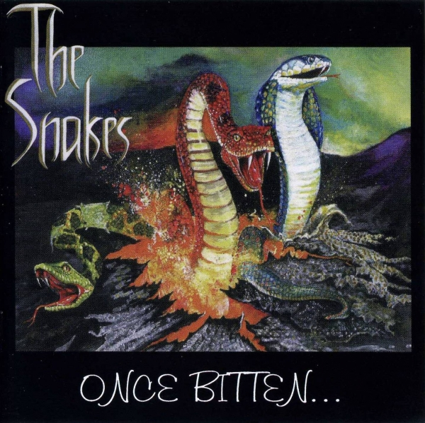 The Snakes Once Bitten Cover Art